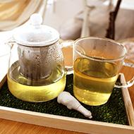 ハス茶(hot/ice)