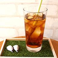 ウーロン茶(hot/ice)