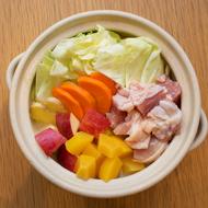 カレーフルーツ鍋